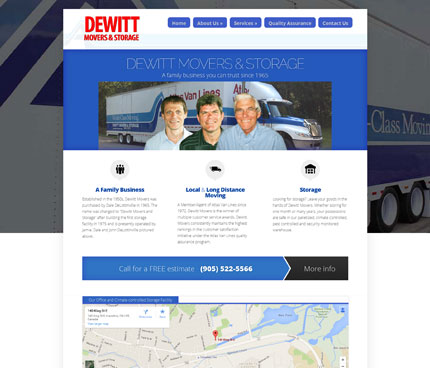 Dewitt Movers & Storage